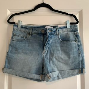 LOFT denim shorts NWT